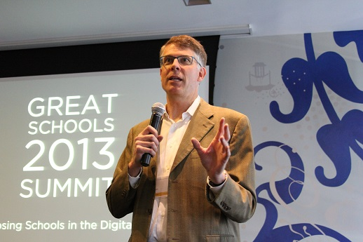 Bill Jackson, Founder and CEO, GreatSchools.org